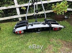Thule EuroClassic G5 EC909 tow bar mount 3/4 bike carrier/rack + Extras