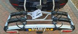 Thule EuroClassic G6 929 LED Towbar Mount 3/4 Cycle Carrier Bike Rack