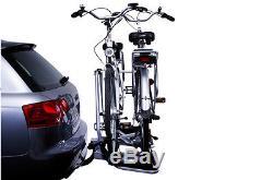 Thule EuroPower 916 2 Bike Cycle Carrier + Loading Ramp 9152