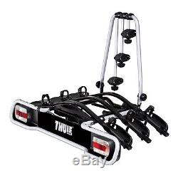 Thule EuroRide 943 Towbar Mount 3 Cycle Carrier Tow Ball Tilting Bike Rack