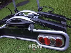 Thule EuroRide Towbar Mount 2 Cycle Carrier Tow Bar Bike Rack
