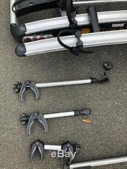 Thule Euroclassic Bike Carrier Towbar Mounted 3 / 4 Cycles With Extra 9801