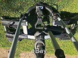 Thule Euroway 921 Towbar Mount 2 Cycle Carrier Bike Rack Lightweight Compact
