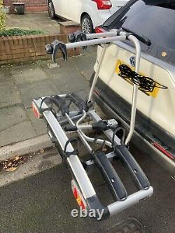 Thule G5 909 3 Bike Bicycle Cycle Tow Bar Carrier Rack Tilting