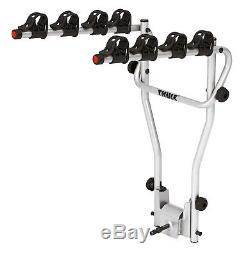 Thule HangOn 970805 Tow Bar Mount Bike Carrier 4 Bikes / Cycles With Tilt Update