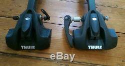 Thule Outride 561 Bike Cycle Roof Bar Mounted Rack Carrier x 2