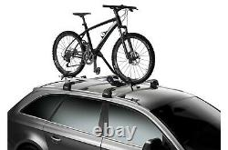 Thule ProRide 598 Roof Mount Cycle / Bike Carrier with T-Track & Locks