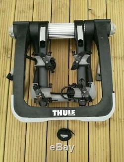 Thule RaceWay 991 / 992 Rear Mounted 2 Bike Rack Cycle Carrier 2016 Model