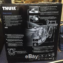 Thule Raceway 992 3 Bike Cycle Carrier RRP £309.99