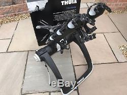 Thule Raceway 992 3 Bike Rack Rear Mounted Cycle Carrier Outstanding Condition