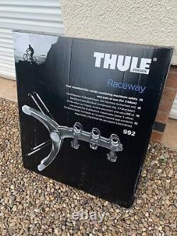 Thule Raceway Rear Mount 3 Bike Cycle Carrier TH99201