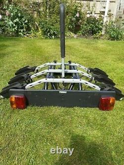 Thule RideOn 9403 tow bar mounted 3 bike carrier