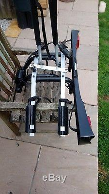 Thule RideOn 9502 Tow Bar Mounted 2 Bike Carrier Used