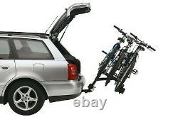 Thule RideOn 9503 3 Bike Cycle Carrier Bike Rack Towbar Tow Ball Mounted NEW
