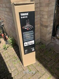 Thule Ride On 3 bike tow bar mount cycle carrier 9403 9503