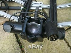 Thule Ride On 3 bike tow bar mount cycle carrier 9403 good used condition