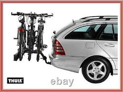 Thule Ride On Towbar Mounted 3 Bike Rack Cycle Carrier Transporter 9503 / 9403