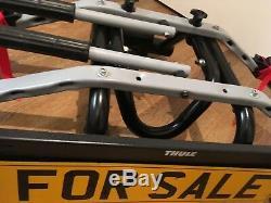 Thule Ride on 9502 2 bike Carrier MINT Full Working Order