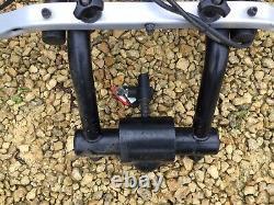 Thule Tow Bar Mounted 3 Bike Rack Cycle Carrier