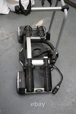 Thule Towbar Mount 2 Cycle Carrier Tow Ball Tilting Bike Rack