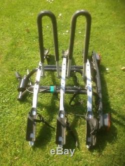 Thule Towbar Mounted Ride On 3 / Three Bike Rack Cycle Carrier