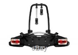 Thule VeloCompact 925 Lightweight Bike Cycle Carrier Towbar Mounted