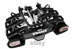 Thule VeloCompact 927002 Towbar Mounted Cycle Carrier 3 Bikes Rack Lockable