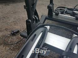 Thule VeloCompact 927. 4 bike carrier. Towbar mounted. Virtually unused