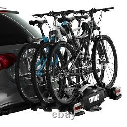 Thule VeloCompact 927 Towbar Mount 3 Cycle Carrier Bike Rack Lightweight Tilting