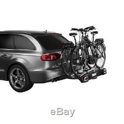 Thule VeloSpace 918 2-Bike Cycle Towbar Mounted Carrier