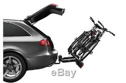 Thule VeloSpace 918 2 x Bike Cycle Carrier Towball Mounted PRICE CRASH
