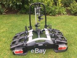 Thule Velo Compact 927 Towbar Mounted Cycle Carrier 3 Bikes Rack Lockable