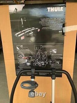 Thule Velospace 918 2 bike towball mounted cycle carrier 7 pin