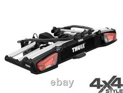 Thule Velospace Xt 3 + Backspace Bike Bicycle Cycle Holder Rack Towbar Carrier