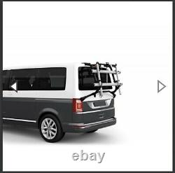 Thule Wanderway Rear Mounted Cycle Carrier For Vw Transporter T6 2015