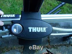 Thule cycle carrier x3 bikes
