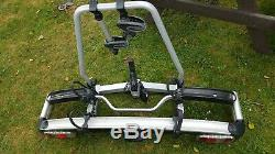 Thule euroclassic 928 g6 Tow bar mounted 2 bike rack cycle carrier