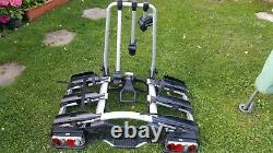 Thule euroway 922 ew g2 Tow Bar Mounted 3 Bike Rack Cycle Carrier Land Rover