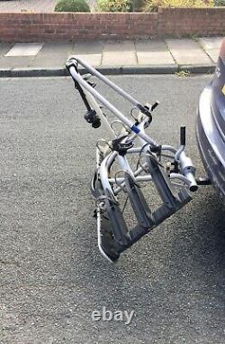 Thule tow bar bike carrier for 3 bikes