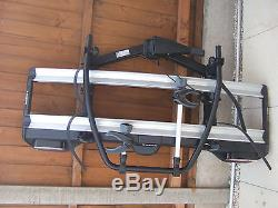 Thule veloSpace 918 towbar mounted cycle carrier/2 bike carrier
