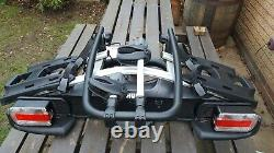 Thule velocompact 925 Tow bar mounted 2 bike rack cycle carrier