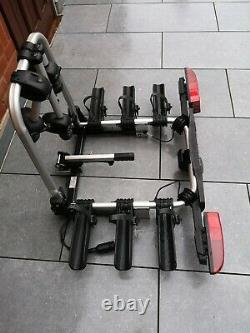 Towbar 3 Bike Cycle Carrier Rack Electric bike not THULE Uebler tow bar