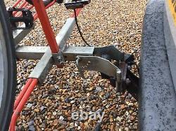 Towbar Carrier 1 To 4 Bike Cycle Rack Fitted to Car Tow Bar USED