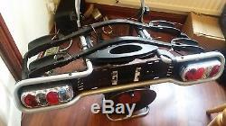 Toyota Auris Hybrid Easy Click Holder Cycle Towbar Carrier Cycle Rack Bike Rack