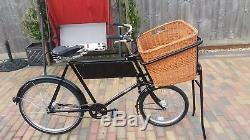 Trade Carrier Bike (pashley) Gents