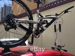 TreeFrog Model Elite 1 Bike Cycle Carrier Rack Suction Mounted