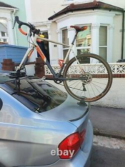 TreeFrog Model Elite 1 Vacuum Bike Cycle Carrier Rack Suction Mounted 12 x 100