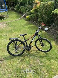 Trek Alpha 3500 Shimano 26 Wheels Mountain Bike With Stand + Carrier