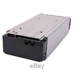 UK 1000W 48V 20Ah Rear Rack Carrier E-bike Li-ion Battery + Rear Rack