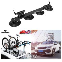 UK Car Roof Rack Carrier RockBros Bike Bicycle Suction Roof-top Quick Roof Rack